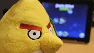 What's The Apps_ Angry Birds Space!
