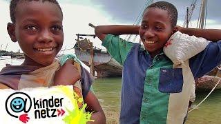 Rashidi und Hamisi - Leben, wo der Pfeffer wächst | Schau in meine Welt | SWR Kindernetz
