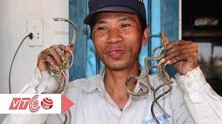 Dị nhân thành Nam: 30 năm không cắt móng tay | VTC