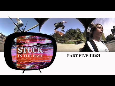 RED TELEPHONE PRESENTS - STUCK IN THE PAST PART 5 / BEN