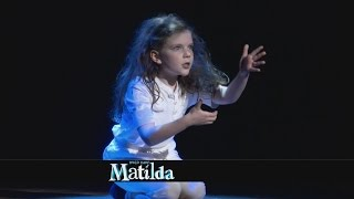 'Matilda' Wows Audiences At Segerstrom Center For The Arts