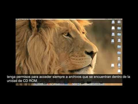 Configuración de Flash Player para reproducir vídeos en cd-roms (Mac OS)