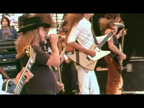 Lynyrd Skynyrd - Freebird-full Version-last Time On Plane -hd video
