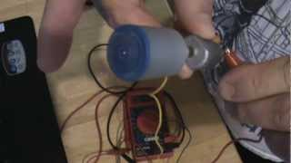 small electric motors possible use as a small generator