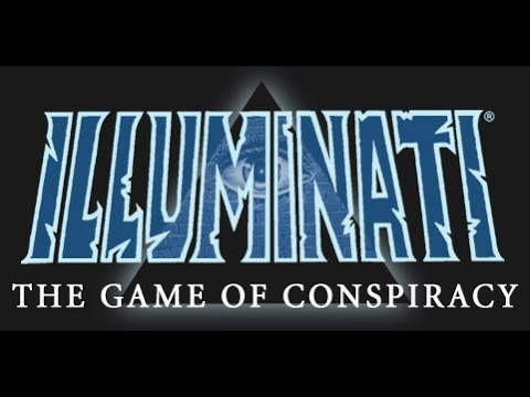 Illuminati - New World Order Card Game - The Truth Is Revealed