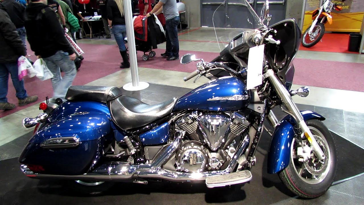 Yamaha Motorcycle V Star Deluxe