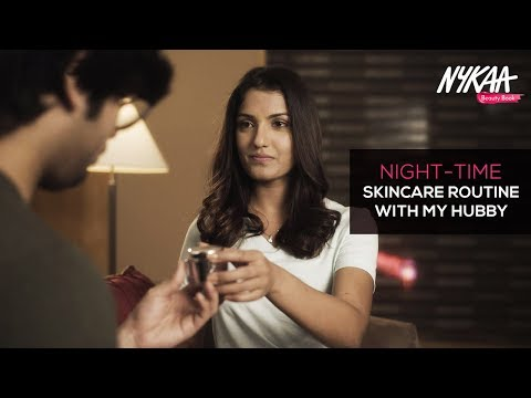 Night-Time Skin Care Routine For Healthy Skin