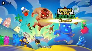Burrito Bison Launcha Libre: New game after time travel (Rift 22!) [Part 1]