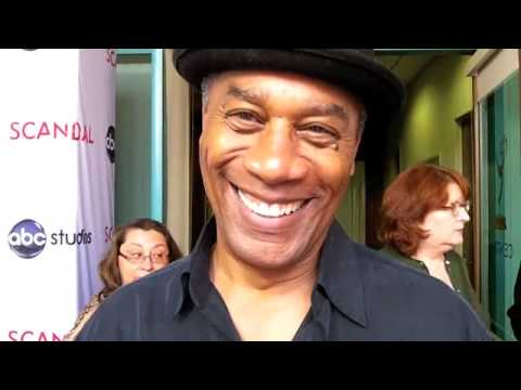 Joe Morton Talks SCANDAL