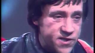 """Владимир Высоцкий """"Охота на волков"""" Франция 1977"""