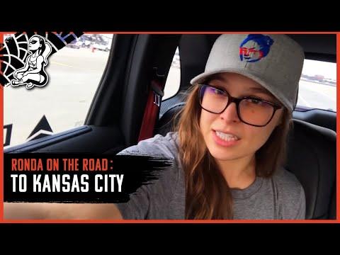 Ronda on the Road to... Kansas City