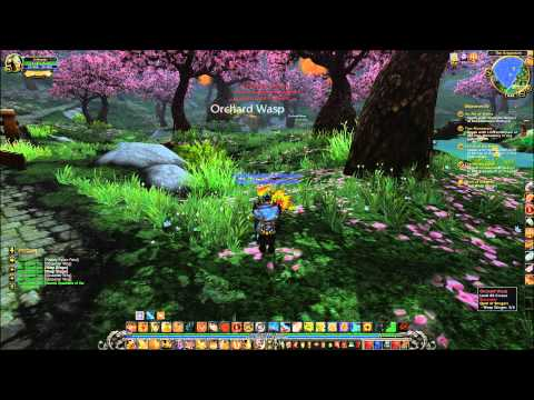 World of Warcraft Mists of Pandaria Quests Part 11