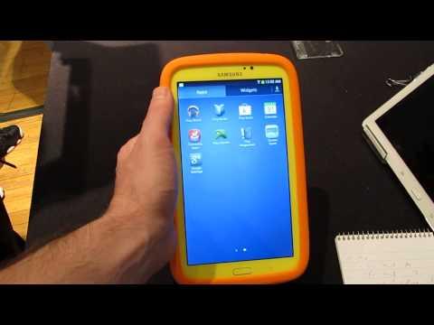 Samsung Galaxy Tab 3 7.0 Kids Tablet