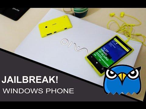 [Jailbreak] Desbloqueando Windows Phone 8.1 Novo Método