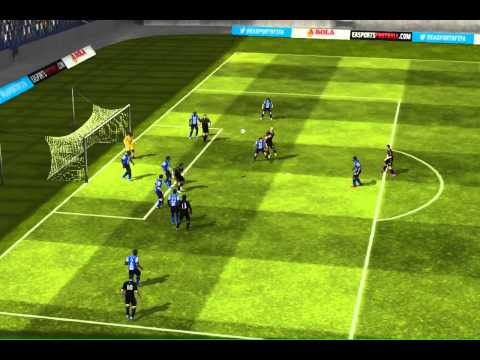 FIFA 13 iPhone/iPad - FC Porto vs. Chelsea