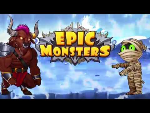 Epic Monsters : IDLE RPG thumb