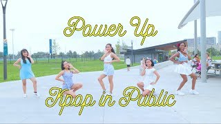 [KPOP IN PUBLIC CHALLENGE] Red Velvet (레드벨벳) - Power Up Dance Cover By FourYou