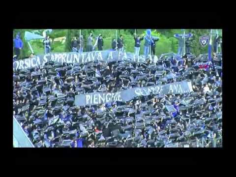 Le Sporting Club de Bastia CAMPIONI !!  Saison 2011-2012
