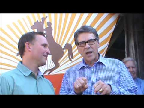 Rick Perry/Lenny Curry Interview for the Shark Tank