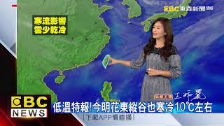 氣象時間 107011 早安氣象 東森新聞