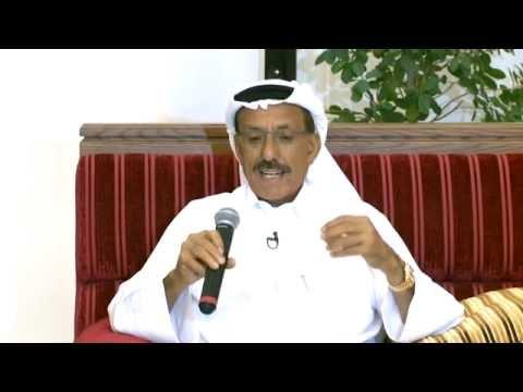 Discussion with Al Dafrah TV, Abu Dhabi at Khalaf Ahmad Al Habtoor Ramadan Majlis