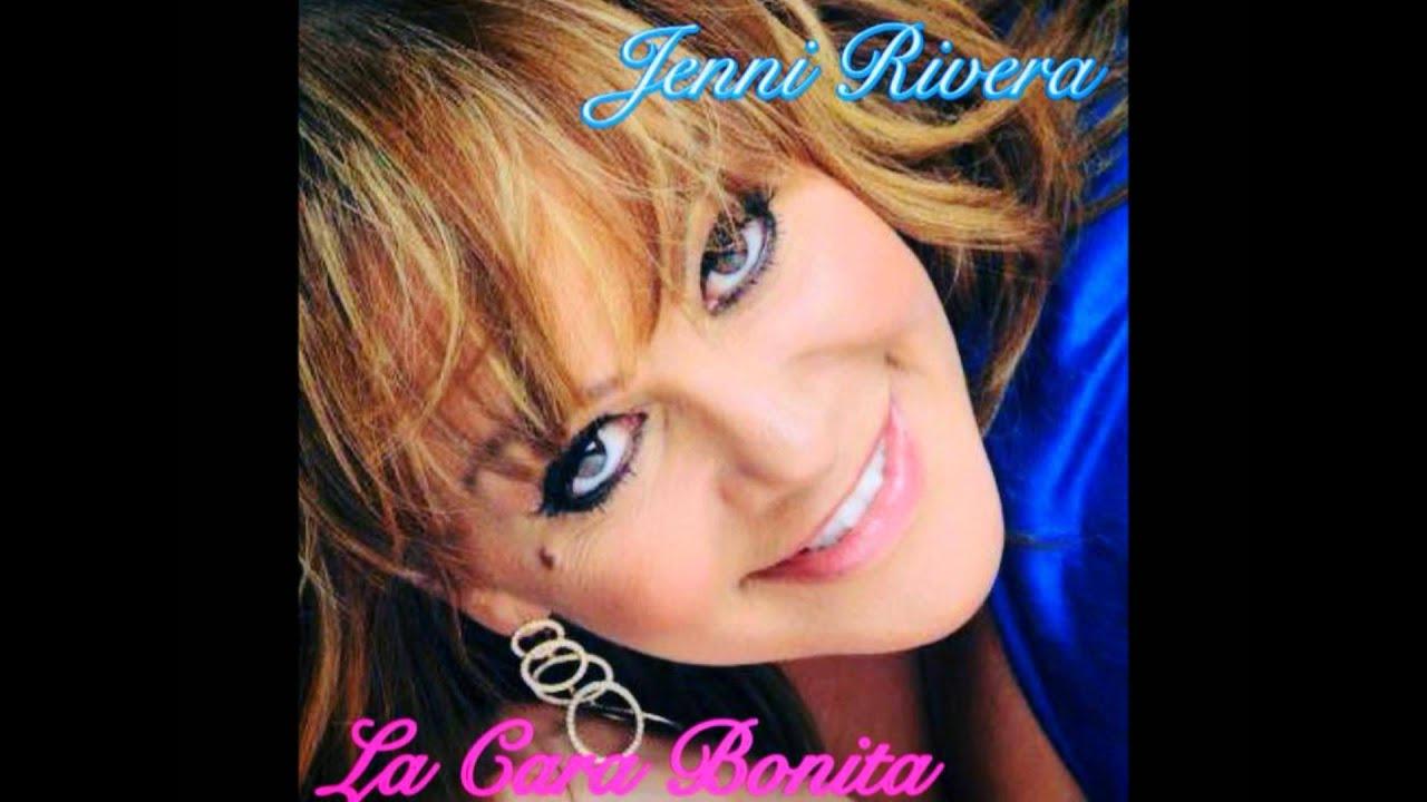 JENNI RIVERA LA CARA BONITA - YouTube