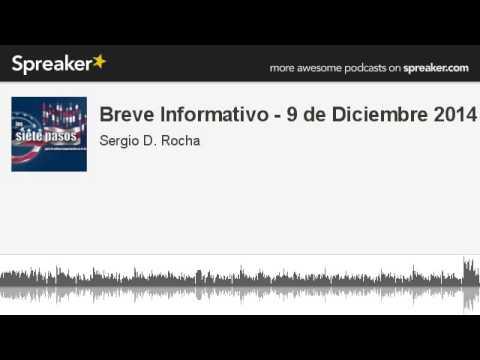 Breve Informativo - 9 de Diciembre 2014