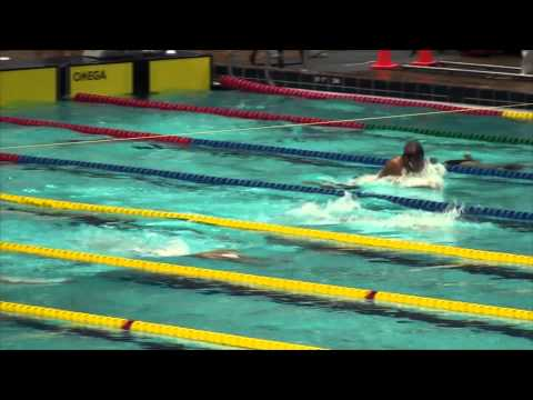 2012 Olympic Trials - 200m Breast Preliminary