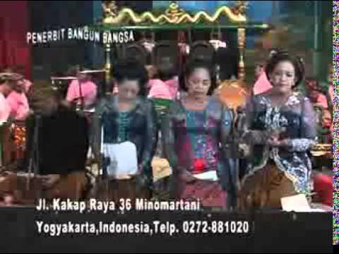 PURWADI SONG OF SINGAPURA 10 Tembang Gambuh