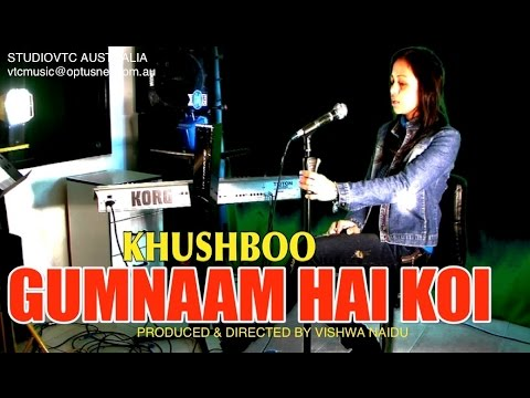 GUMNAAM HAI KOI   KHUSHBOO  STUDIOVTC  HD VIDEO 2014