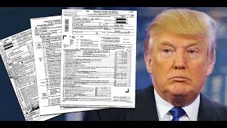 Why Hasn't Anybody Hacked Donald Trump's Tax Returns?