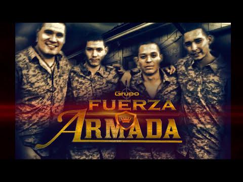 Grupo Fuerza Armada - Se Siente El Miedo  [Estreno 2012 YA TU SABINI ENT ]