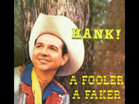 Hank Thompson - Fooler A Faker