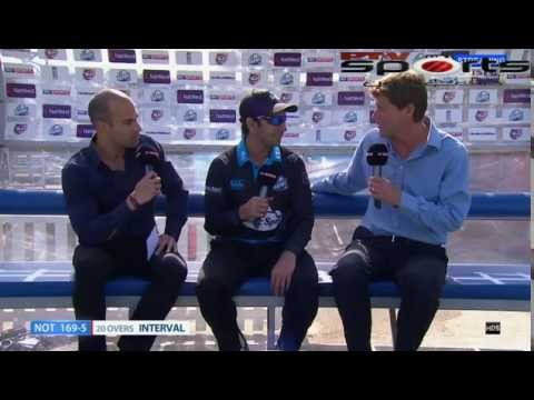saeed ajmal best interview in England champion league t20