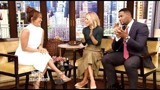 Carrie Ann Inaba Chats Romance W/ Derringer & Judges Dance  #KellyandMichael