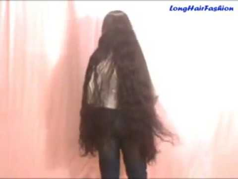 Varsha Long Hair Video Promo.mpg video