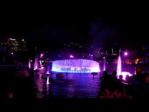 Ocean Park - Symbio (Hong Kong) / Оушен Парк - шоу Симбио (Hong Kong)