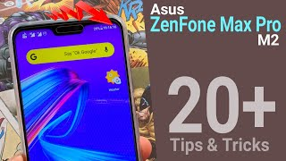 Asus Zenfone Max Pro M2 Tips And Tricks | Top 20 Best Features of Asus Zenfone Max Pro M2