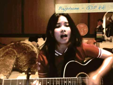 Payphone - Maroon 5 (GDP cover + rap + Behind )