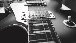 Tasty Blues Rock Guitar Backing Track Jam in A