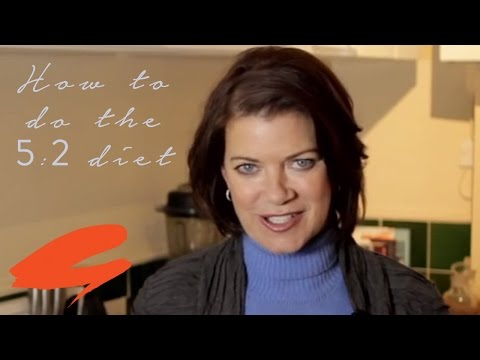 How to do the 5:2 diet plan with Vicki Edgson