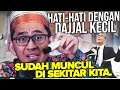 Ceramah Tentang DAJJAL, Ustadz Adi Hidayat Sindir METRO TV