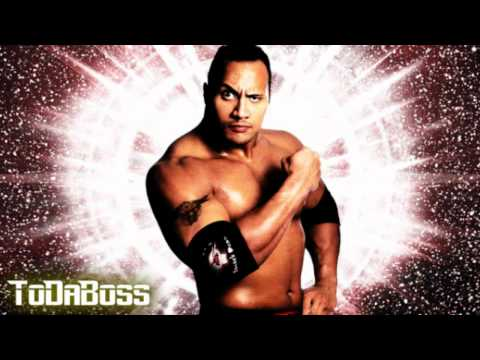 1998: Wwe The Rock 11th Theme Song - do You Smell It By Jim Johnston video