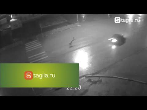 В Нижнем Тагиле пьяный пьяный водитель сбил пешехода на «зебре»
