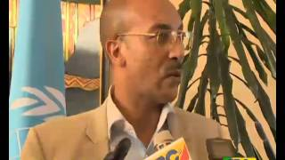 Ethiopian Amharic Evening news dec 21, 2015