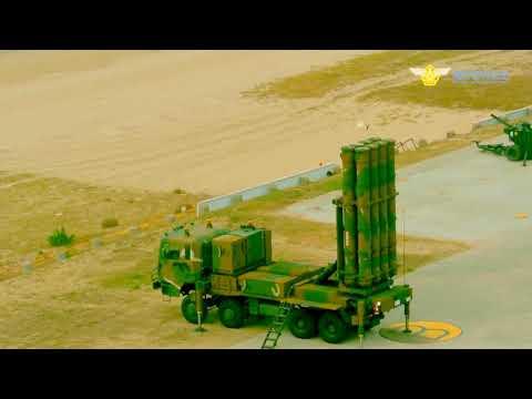 Корейский вариант ЗРК С-350 Витязь («Cheolmae-2»)