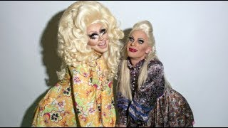 Trixie And Katya Attempt Being Fast Company Correspondents For A Day
