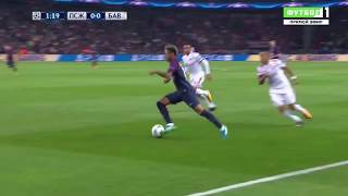 GOL DE DANIEL ALVES HD PSG 1 vs Bayern Munich 0