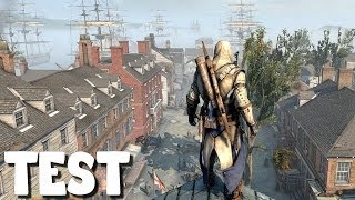 (Video-Test) Assassin's Creed 3