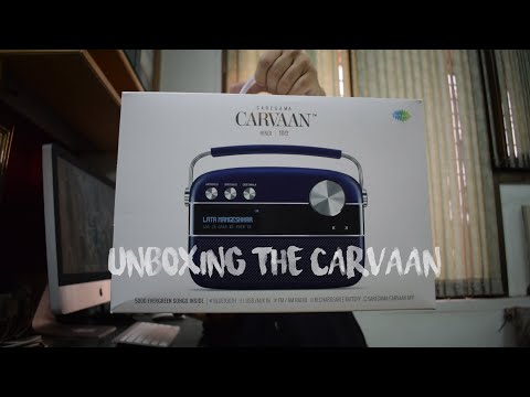 Unboxing The CarVaan